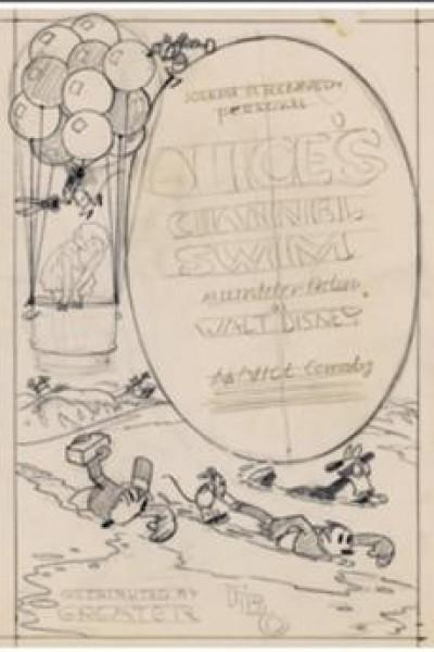 Caratula, cartel, poster o portada de Alice\'s Channel Swim