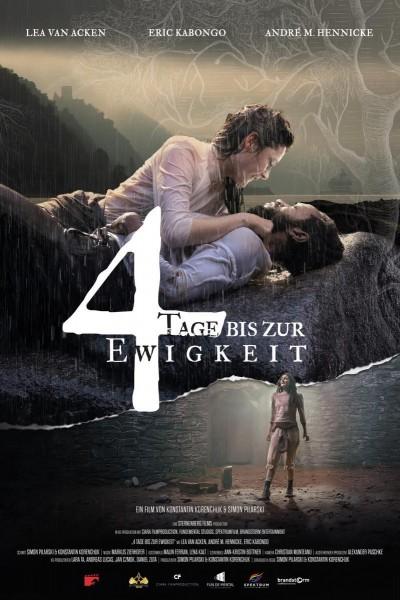 Caratula, cartel, poster o portada de 4 Tage bis zur Ewigkeit
