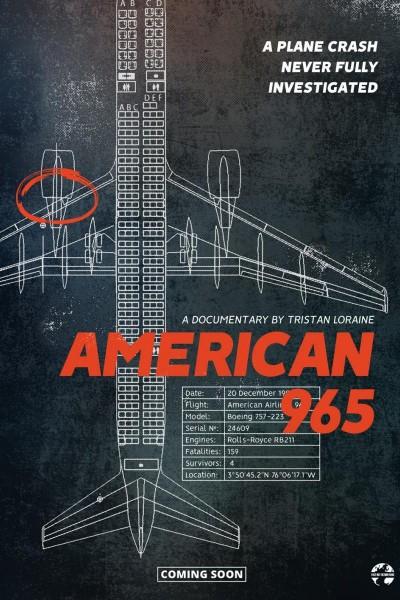 Caratula, cartel, poster o portada de American 965