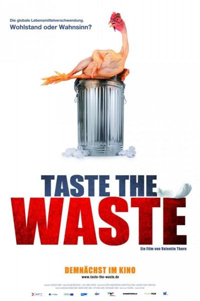 Caratula, cartel, poster o portada de Taste the Waste