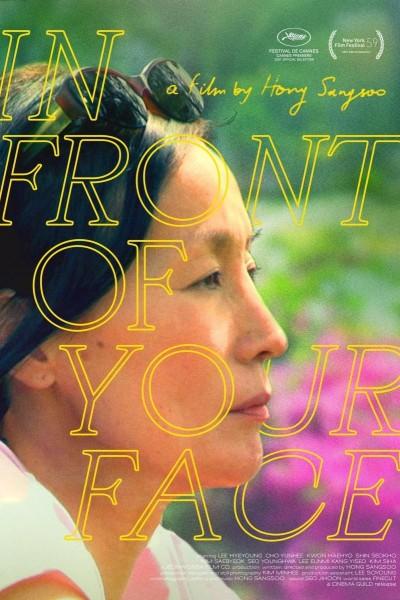 Caratula, cartel, poster o portada de In Front of Your Face