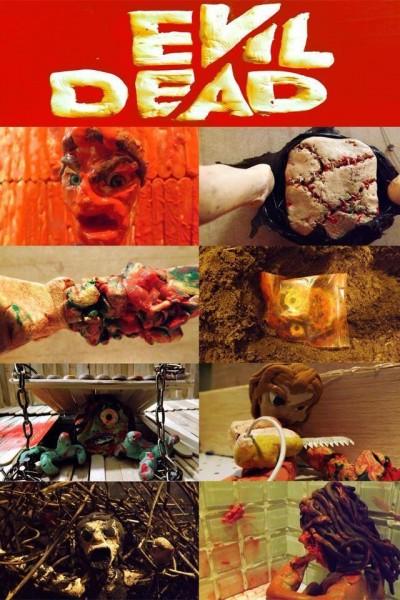 Caratula, cartel, poster o portada de Evil Dead Remake Claymation