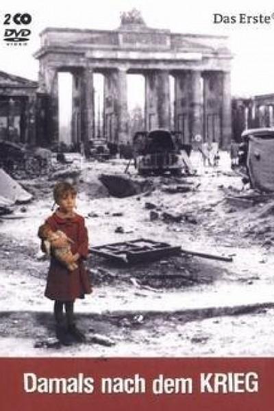 Caratula, cartel, poster o portada de La Alemania de posguerra