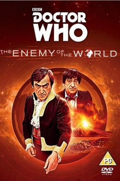 Caratula, cartel, poster o portada de Doctor Who: The Enemy of the World