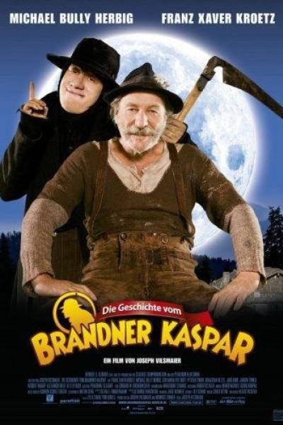 Caratula, cartel, poster o portada de Die Geschichte vom Brandner Kaspar