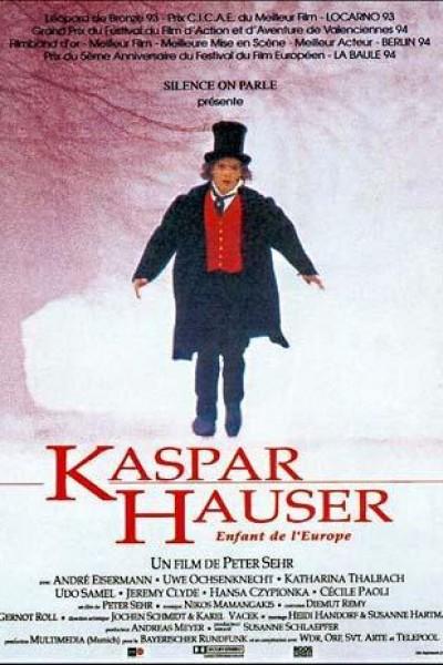 Caratula, cartel, poster o portada de Kaspar Hauser