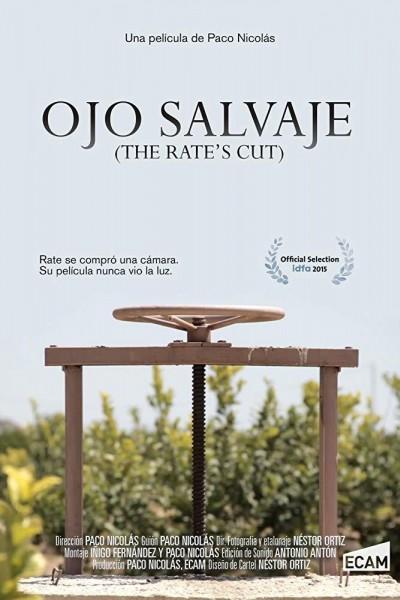 Caratula, cartel, poster o portada de Ojo Salvaje (The Rate\'s Cut)
