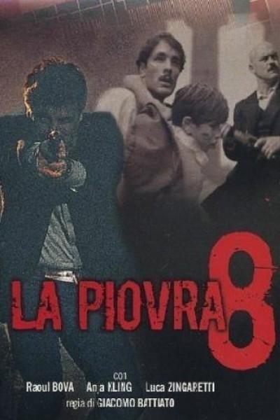 Caratula, cartel, poster o portada de La Piovra 8