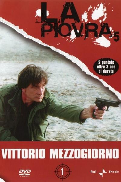 Caratula, cartel, poster o portada de La Piovra 5
