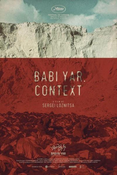 Caratula, cartel, poster o portada de Babi Yar. Context
