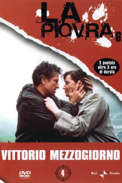 Caratula, cartel, poster o portada de La Piovra 6