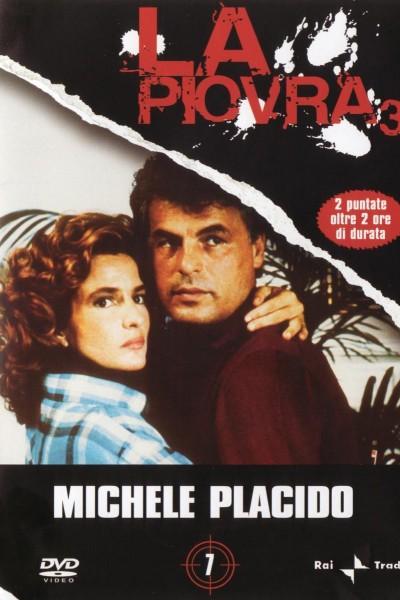 Caratula, cartel, poster o portada de La Piovra 3