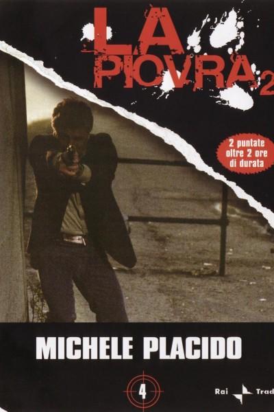 Caratula, cartel, poster o portada de La Piovra 2