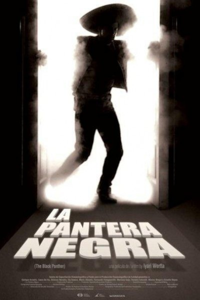 Caratula, cartel, poster o portada de La pantera negra