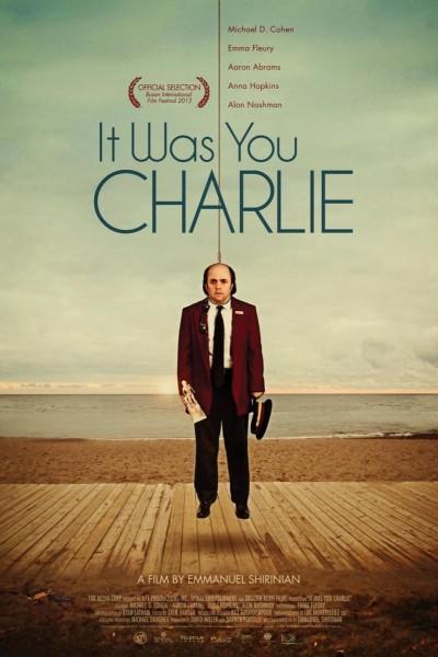 Caratula, cartel, poster o portada de It Was You Charlie