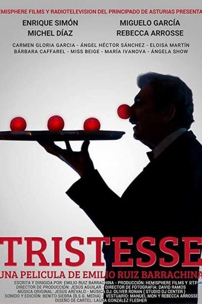 Caratula, cartel, poster o portada de Tristesse
