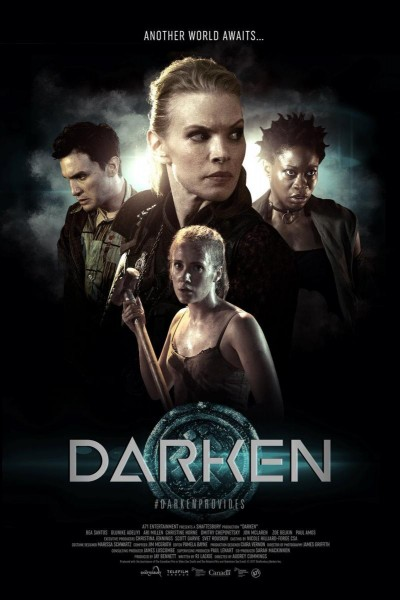 Caratula, cartel, poster o portada de Darken