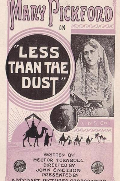 Caratula, cartel, poster o portada de Less Than the Dust