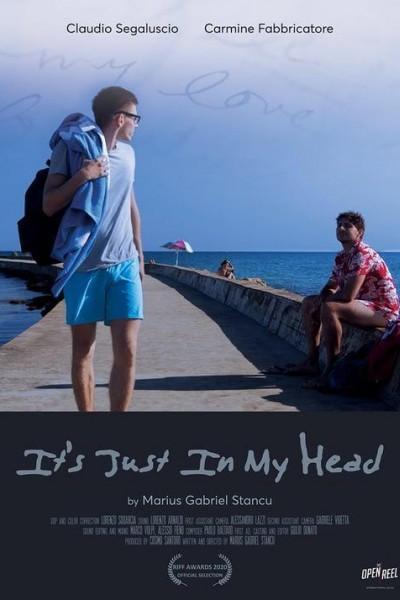 Caratula, cartel, poster o portada de È solo nella mia testa
