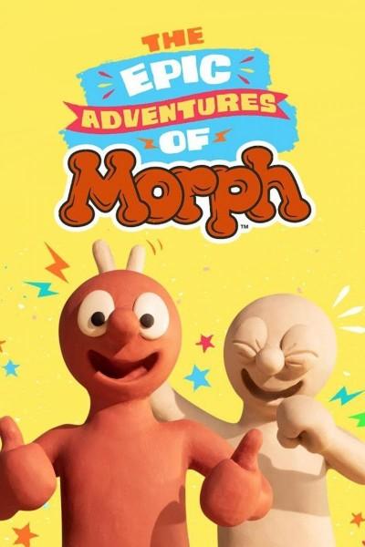 Caratula, cartel, poster o portada de Las épicas aventuras de Morph