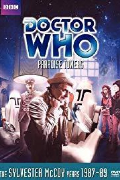 Caratula, cartel, poster o portada de Doctor Who: Paradise Towers