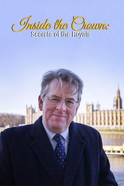 Caratula, cartel, poster o portada de Los secretos de la corona británica