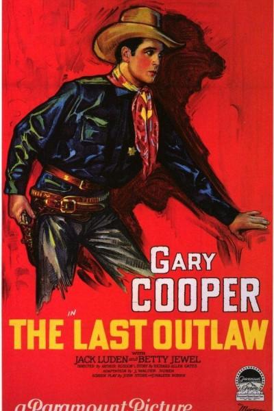 Caratula, cartel, poster o portada de The Last Outlaw