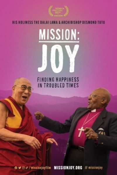 Caratula, cartel, poster o portada de Mission: Joy (Finding Happiness in Troubled Times)