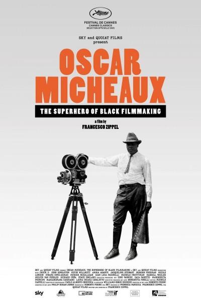 Caratula, cartel, poster o portada de Oscar Micheaux: The Superhero of Black Filmmaking