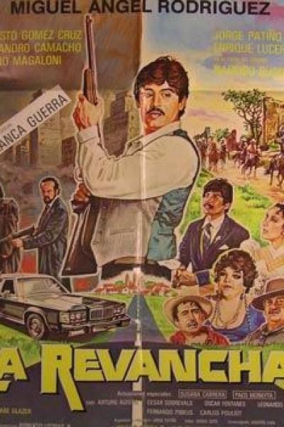 Caratula, cartel, poster o portada de La revancha