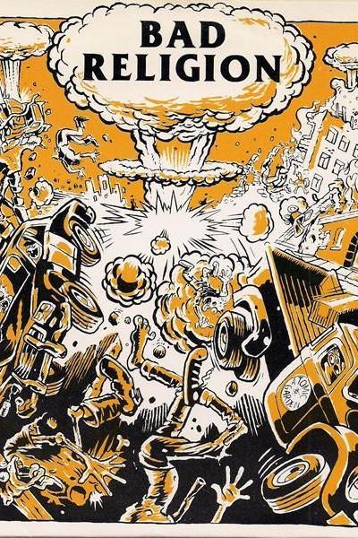Caratula, cartel, poster o portada de Bad Religion: Atomic Garden (Vídeo musical)