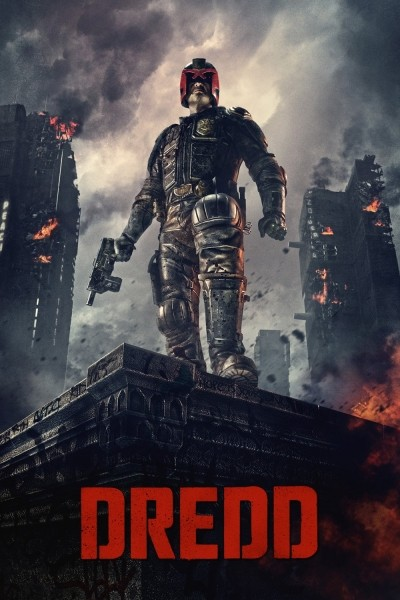 Caratula, cartel, poster o portada de Dredd