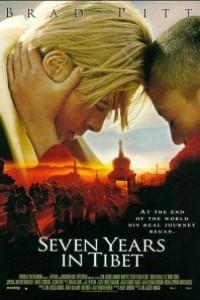 Caratula, cartel, poster o portada de Siete años en el Tíbet