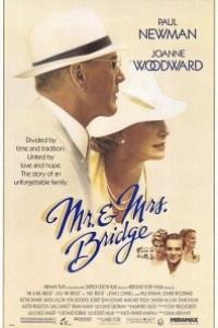 Caratula, cartel, poster o portada de Esperando a Mr. Bridge