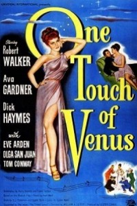 Caratula, cartel, poster o portada de Venus era mujer