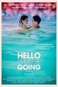 Caratula, cartel, poster o portada de Hello I Must Be Going