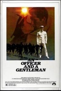 Caratula, cartel, poster o portada de Oficial y caballero