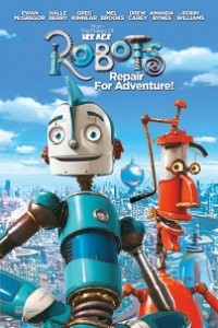 Caratula, cartel, poster o portada de Robots