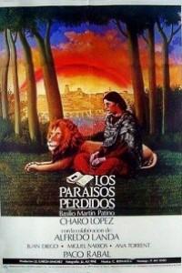 Caratula, cartel, poster o portada de Los paraísos perdidos