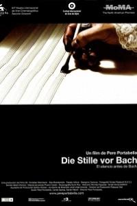 Caratula, cartel, poster o portada de El silencio antes de Bach