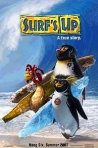 Caratula, cartel, poster o portada de Locos por el surf