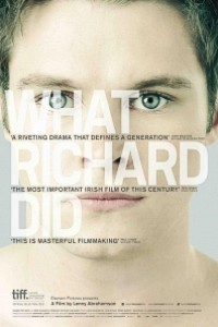 Caratula, cartel, poster o portada de What Richard Did
