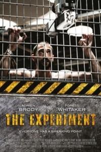 Caratula, cartel, poster o portada de El experimento