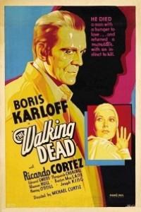 Caratula, cartel, poster o portada de Los muertos andan