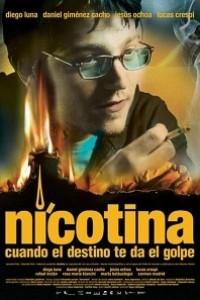 Caratula, cartel, poster o portada de Nicotina