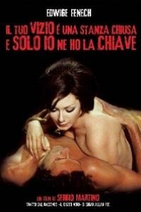 Caratula, cartel, poster o portada de Vicios prohibidos