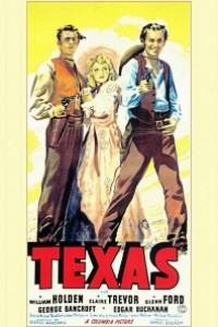 Caratula, cartel, poster o portada de Texas