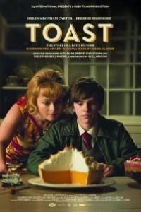 Caratula, cartel, poster o portada de Toast