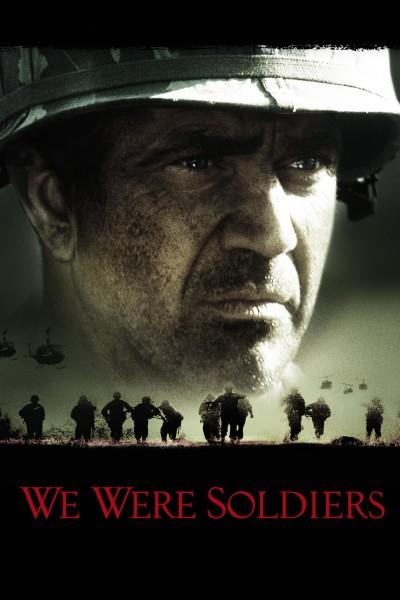 Caratula, cartel, poster o portada de Cuando éramos soldados