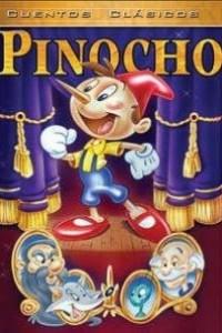 Caratula, cartel, poster o portada de Pinocho